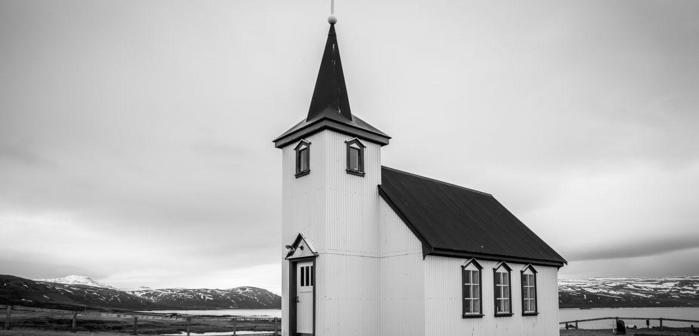 The Church at Brjánslækur